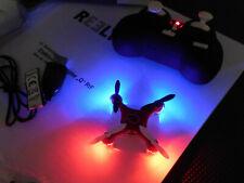 Reely Elektro Quadrocopter Q RTR Ladegerät Lipo LED Gyro Flip RC Mini Drohne Spa