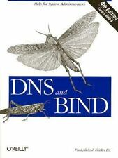 DNS and BIND, Fourth Edition