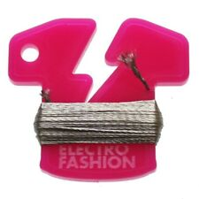Electro Fashion Conductive Thread 6.0M Wearable Electronics E-Textiles