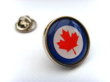 Canada Canadian Air Force Roundel Lapel Pin Badge Gift