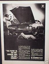 1969 4 4 2 Oldsmobile Olds 442 W-31 Original Ad C MY STORE 4MORE   5+= FREE SHIP