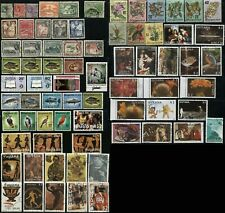 GUYANA British Guiana Postage Stamp Collection Topical Used CTO