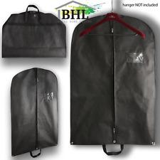"40"" BREATHABLE SUIT BAG CARRIER TRAVEL COVER PROTECTIVE CLOTHES DRESS GARMENT"