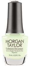 Glow in the Dark Morgan Taylor Nail Polish .5 oz 15 ml Top Coat