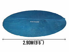 10ft Round Solar Cover Above Ground Swimming Pools Pool Thermal Thick 200 Micron