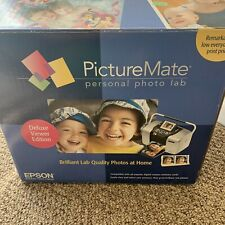 Epson Picture Mate Personal Photo Lab Printer 4x6 Photos
