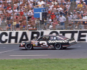 1988 GM Goodwrench Chevy DALE EARNHARDT Glossy 8x10 Photo Charlotte 600 Poster