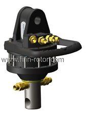 Rotator Finn CR300 Drehmotor Greifer Holzgreifer Holzzange Verladezange Servo