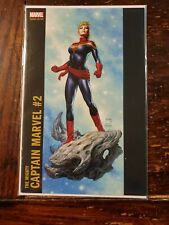Mighty Captain Marvel 2 2017 Marvel NM Joe Jusko Variant Cover