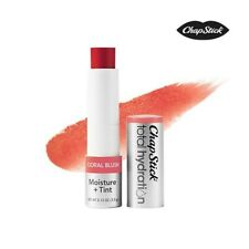 [ChapStick] Total Hydration Moisture Tint Lip Balm #Coral Blush# NEW