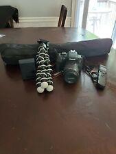 Canon EOS Rebel T6I DSLR Camera With Accessories!