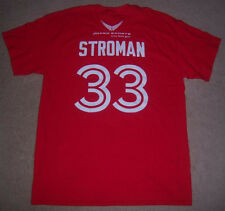 RARE Limited-Edition MARCUS STROMAN Buffalo Bisons JERSEY Shirt L Blue Jays