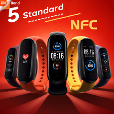 Original Xiaomi Mi Band 5 Wristband AMOLED Color Screen - 2020!