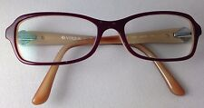 VOGUE Designer Eyeglass Frames Purple w/Bling! VO2789-B 52[]16 135 mm