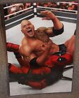 The Rock vs Deadpool Wrestling Glossy Art Print 11 x 17 In Hard Plastic Sleeve