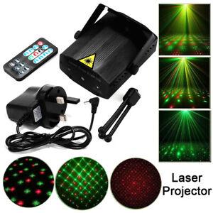 LED Laser Projektor Lampe Lichteffekt Strahler Garten  Außenbeleuchtung KTVstage