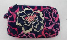 Vera Bradley Factory  Small Cosmetic Bag Katalina Pink  NWT