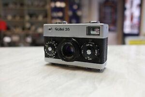 Rollei 35 With S-Xenar Schneider Kreuznach Lens
