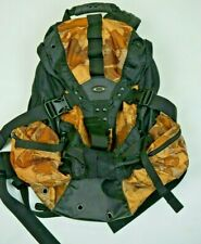 OAKLEY Rare Vintage Collector Military Tactical Icon 2.0 Backpack Camo
