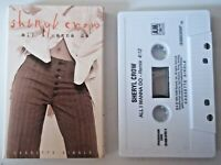 SHERYL CROW All I Wanna Do (Remix)  / Solidify (LP Vers.) - CASSETTE Single 1994
