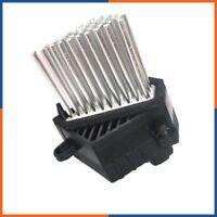 Resistance chauffage ventilation rheostat relais pour BMW 3 X5 316i F011500020
