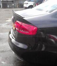 Trunk Spoiler Audi A4 B8 Sedan Arranque S Line Labio Ala Moldura tapa maletero