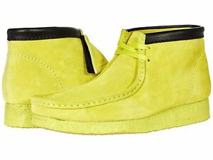 Man's Boots Clarks Wallabee Boot