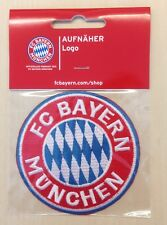FC Bayern München Aufnäher Logo NEU
