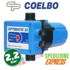 Press control Pressostato elettronico pompa autoclave pressione 2,2 BAR COELBO