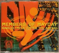 Members of Mayday Rave Olympia.. (1994) [Maxi-CD]