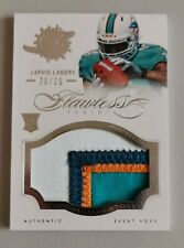 2014 Flawless Jarvis Landry Rookie Jumbo Jersey Patch /25.  Sick 4 color patch.