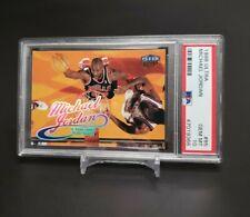 Michael Jordan Fleer Ultra 1998-99 #85 GEM MINT PSA 10 Chicago Bulls AJ85