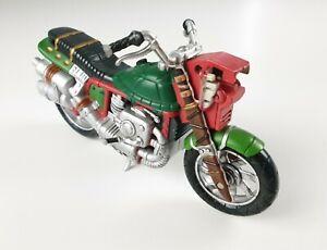 2002 Playmates Teenage Mutant Ninja Turtles Shell Cycle Vehicle   Length 22cm #2