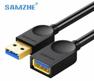 Cable USB 3.0 Alargador - Varias medidas - Hembra a Macho