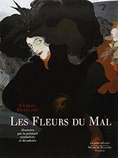 Les Fleurs du Mal de Charles Baudelaire illustrées par la peinture symboliste e