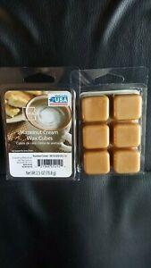 Mainstays Hazelnut Cream Wax Melts Made in USA