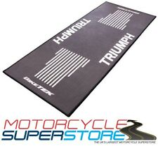 TRIUMPH BRITISH CLASSIC MOTORCYCLE WORKSHOP HOME SHED STORAGE GARAGE MAT
