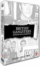 British Gangsters Faces Of The Underworld - Series One & Two DVD