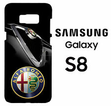 COVER 3D ALFA ROMEO for SAMSUNG GALAXY S8 CASE 139