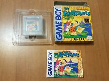 The Flintstones King Rock Treasure Island Gameboy usa