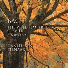 Daniel-Ben Pienaar - Well-Tempered Clavier Books 1 & 2 [New CD]