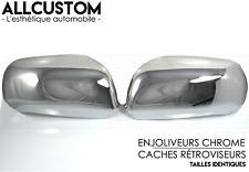 ENJOLIVEURS CHROME COQUES COQUILLES RETROVISEURS pour AUDI A8 D2 94-98 Sline S8