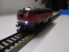 Märklin h0 Fotocamera-Locomotiva Full HD per video/immagini con LED-PROIETTORI