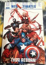 NEW ULTIMATES: Thor Reborn  TPB - Marvel Comics (New)