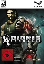 Bionic Commando-Steam key-code-descarga-Action - Adventure-Digital-PC