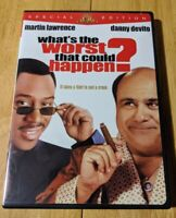 "Whats The Worst That Could Happen (DVD, 2001, Special Edition) ""Funny Together"""