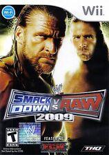 WWE SmackDown vs. Raw 2009 Wii