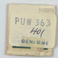New Old Stock Puw 363 Winding Stem Watch Part #401