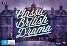 Classic British Drama (DVD, 2016, 16-Disc Set) - Region 4