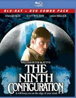 THE NINTH CONFIGURATION NEW BLU-RAY/DVD